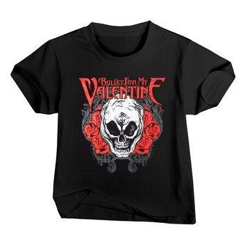 koszulka dziecięca BULLET FOR MY VALENTINE - SKULL