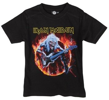 koszulka dziecięca IRON MAIDEN - FEAR LIVE FLAME