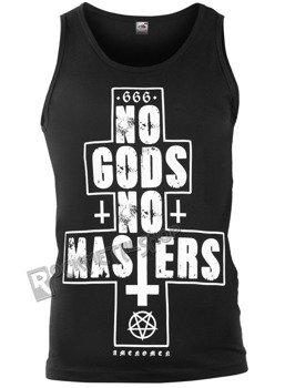 koszulka na ramiączkach AMENOMEN - NO GODS NO MASTERS (OMEN080KR)