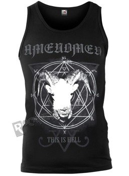 koszulka na ramiączkach AMENOMEN - THIS IS HELL (OMEN056KR)