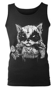 koszulka na ramiączkach BLACK CAT