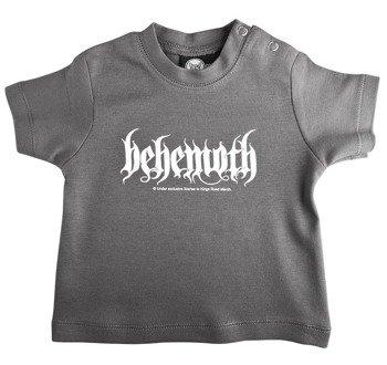 koszulka niemowlęca BEHEMOTH - LOGO szara