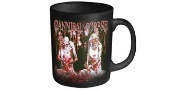 kubek CANNIBAL CORPSE - BUTCHERED AT BIRTH