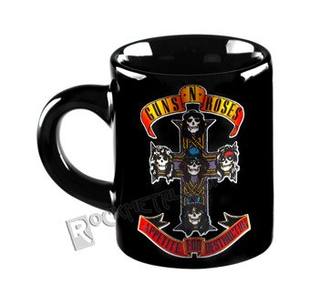 kubek GUNS N' ROSES - APPETITE mini espresso 100 ml