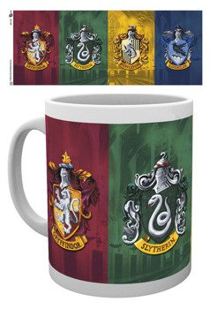 kubek HARRY POTTER - ALL CRESTS