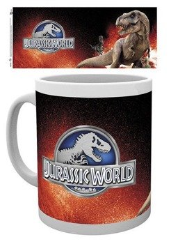 kubek JURASSIC WORLD -  T-REX RED
