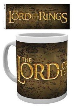 kubek LORD OF THE RINGS - LOGO