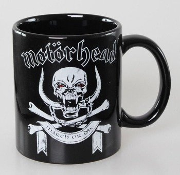 kubek MOTORHEAD - MARCH OR DIE