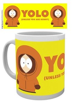 kubek SOUTH PARK - YOLO KENNY