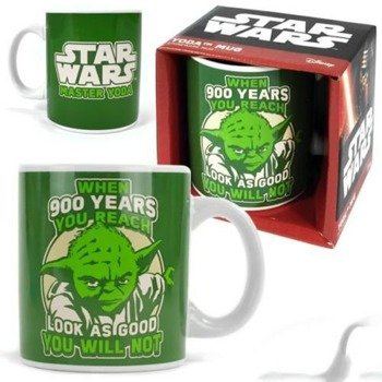 kubek STAR WARS - WHEN 900 YEARS