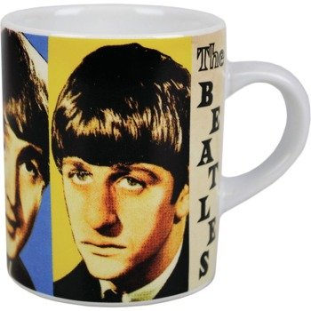 kubek THE BEATLES - FOUR COLORS mini espresso 100 ml