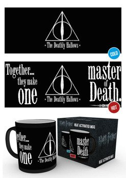 kubek termoaktywny HARRY POTTER - DEATHLY HALLOWS