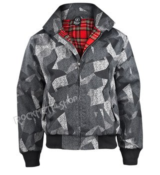 kurtka LORD CANTERBURY night camo digital