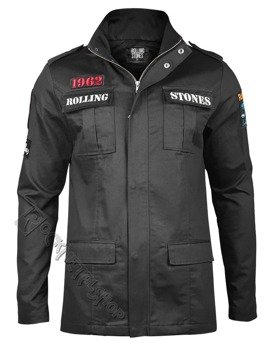 kurtka ROLLING STONES - RS TONGUE MILITARY JACKET