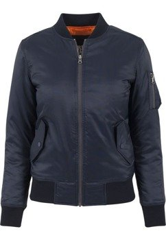 kurtka damska flyers LADIES BASIC BOMBER navy