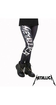 legginsy METALLICA - SCARY LOGO