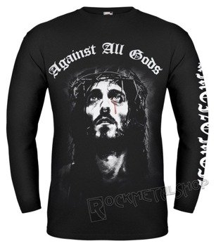 longsleeve AMENOMEN - AGAINST ALL GODS (OMEN040LO)