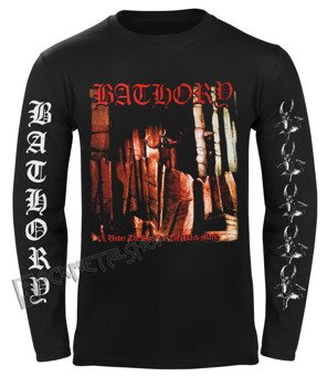 longsleeve BATHORY - UNDER THE SIGN