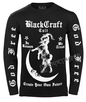 longsleeve BLACK CRAFT - IN REASON WE TRUST