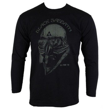 longsleeve BLACK SABBATH - US TOUR 78