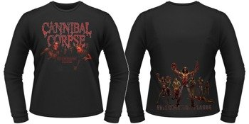 longsleeve CANNIBAL CORPSE - EVISCERATION PLAGUE