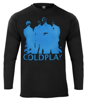 longsleeve COLDPLAY - BAND