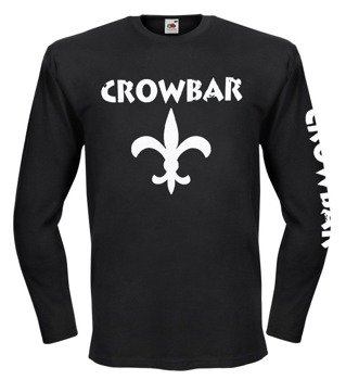 longsleeve CROWBAR - LIFESBLOOD FOR THE DOWNTRODDEN