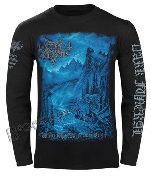 longsleeve DARK FUNERAL - WHERE SHADOWS FOREVER REIGN