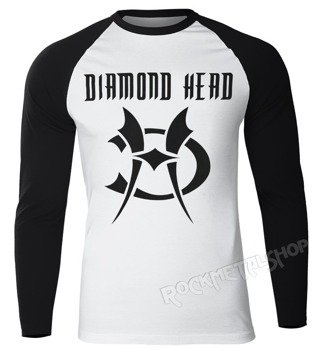 longsleeve DIAMOND HEAD - LOGO