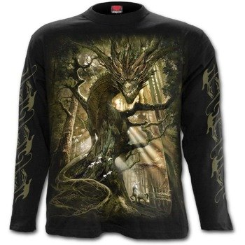 longsleeve DRAGON FOREST