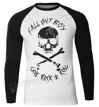 longsleeve FALL OUT BOY - SKULL AND CROSSBONES
