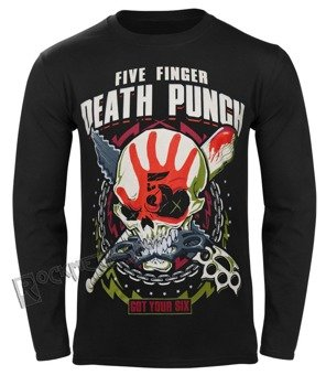 longsleeve FIVE FINGER DEATH PUNCH - ZOMBIE KILL