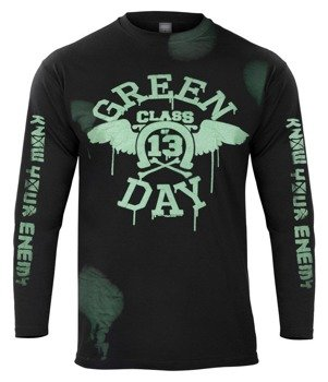 longsleeve GREEN DAY - CLASS OF 13