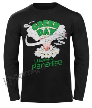 longsleeve GREEN DAY - WELCOME TO PARADISE