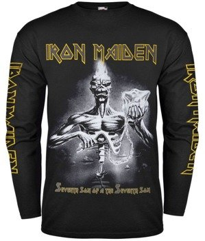 longsleeve IRON MAIDEN - SEVENTH SON OF A SEVENTH SON