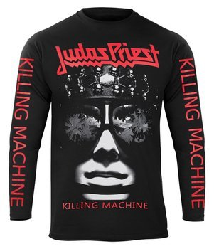 longsleeve JUDAS PRIEST- KILLING MACHINE