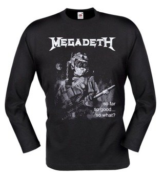longsleeve MEGADETH - SO FAR, SO GOOD... SO WHAT?