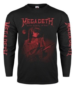 longsleeve MEGADETH - SO FAR, SO GOOD... SO WHAT!