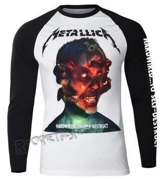 longsleeve METALLICA – HARDWIRED ALBUM COVER