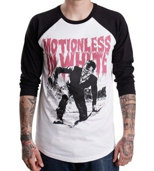 longsleeve MOTIONLESS IN WHITE - FRANK rękaw 3/4