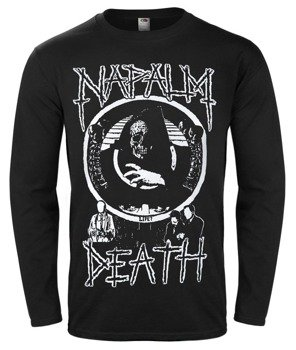 longsleeve NAPALM DEATH - LIVE CORRUPTION