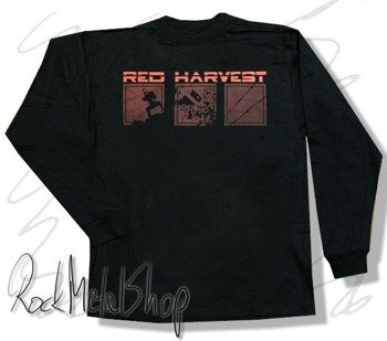 longsleeve RED HARVEST - INTERNAL PUNISHMENT PROG