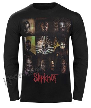 longsleeve SLIPKNOT - BLOCKS
