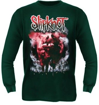longsleeve SLIPKNOT - INTERNATIONAL INFECTION