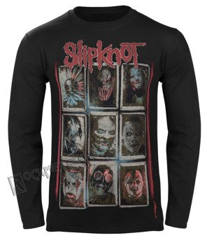 longsleeve SLIPKNOT - NEW MASS