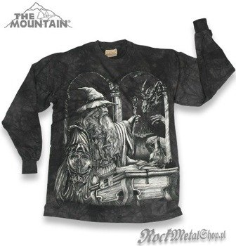longsleeve THE MOUNTAIN - WIZARD
