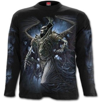 longsleeve WINGED SKELTON