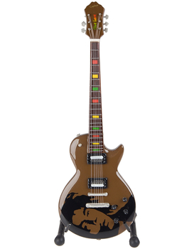 "miniaturka gitary BOB MARLEY - THE WAILERS ""One Love"" LES PAUL"