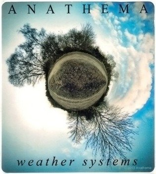 naklejka ANATHEMA - WEATHER SYSTEMS