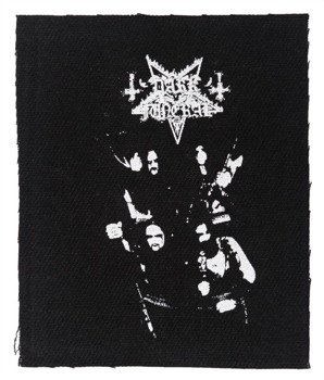 naszywka DARK FUNERAL - BAND PHOTO